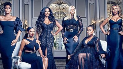 Real Housewives of Atlanta cast with NeNe Leakes