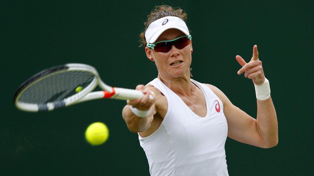 Stosur wins Wimbledon opener