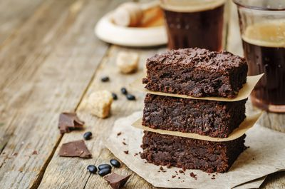 <strong>Ditch the flour in brownies</strong>