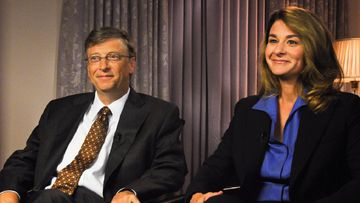 Bill and Melinda Gates divorce reports 2019.