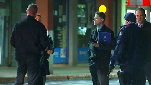 Police are still investigating the exact circumstances of the shooting. (9NEWS)