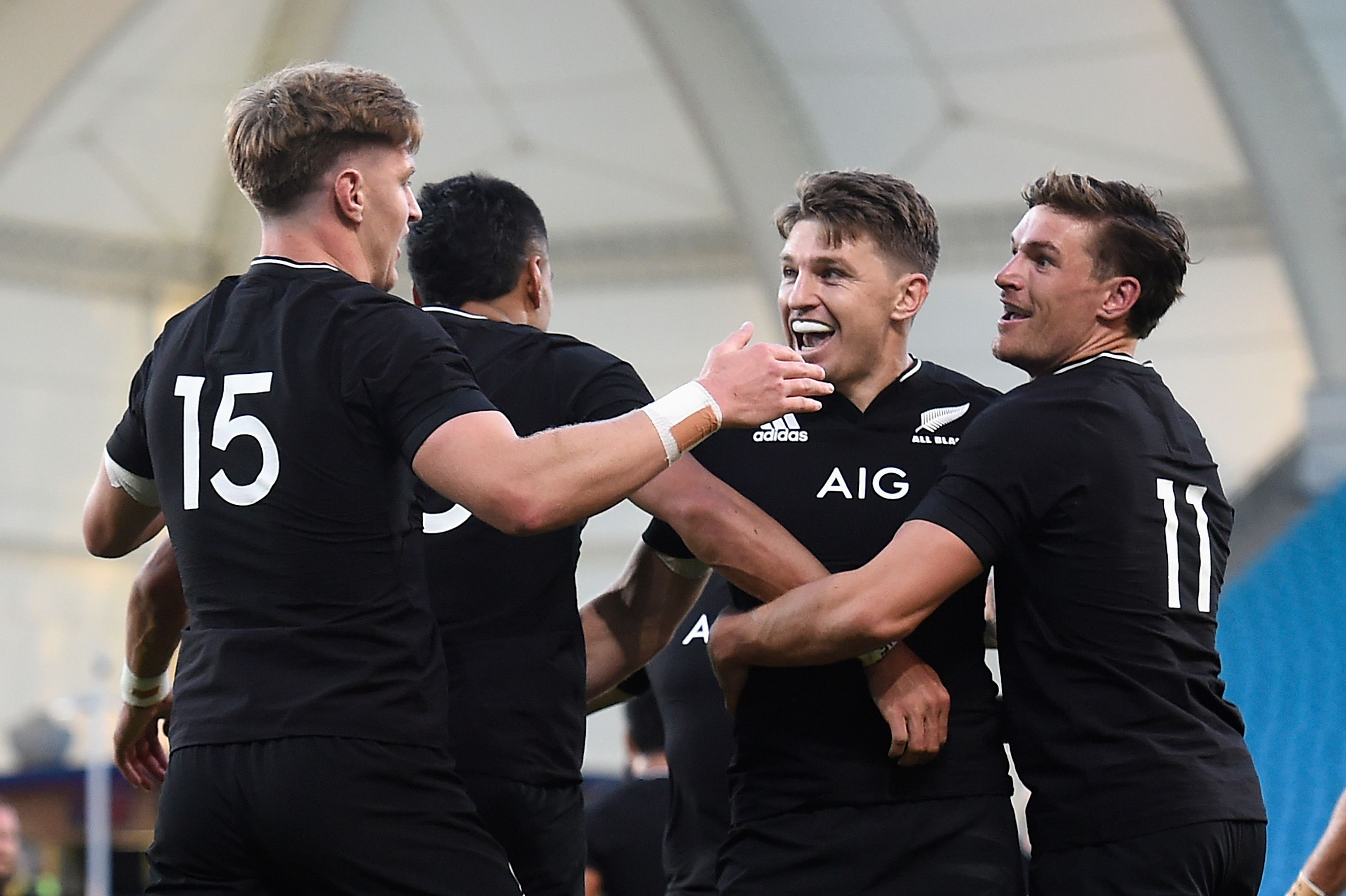 Rugby Championship: All Blacks thump Argentina 39-0 in emphatic all around performance