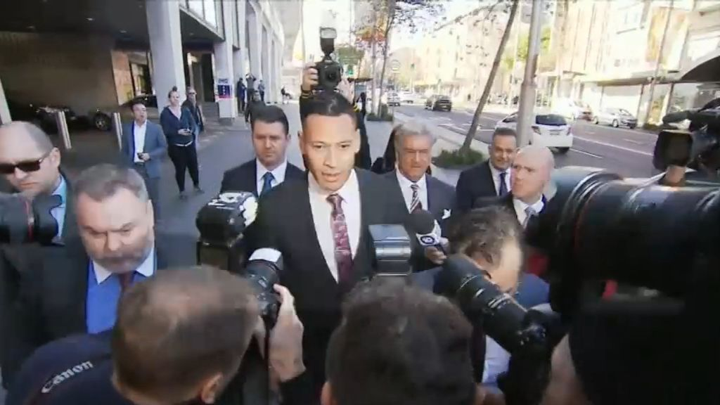 Israel Folau's rugby league return blocked as RLIF suspends Tonga