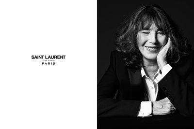Newly minted YSL campaign star Jane Birkin has been influencing fashion for decades.
