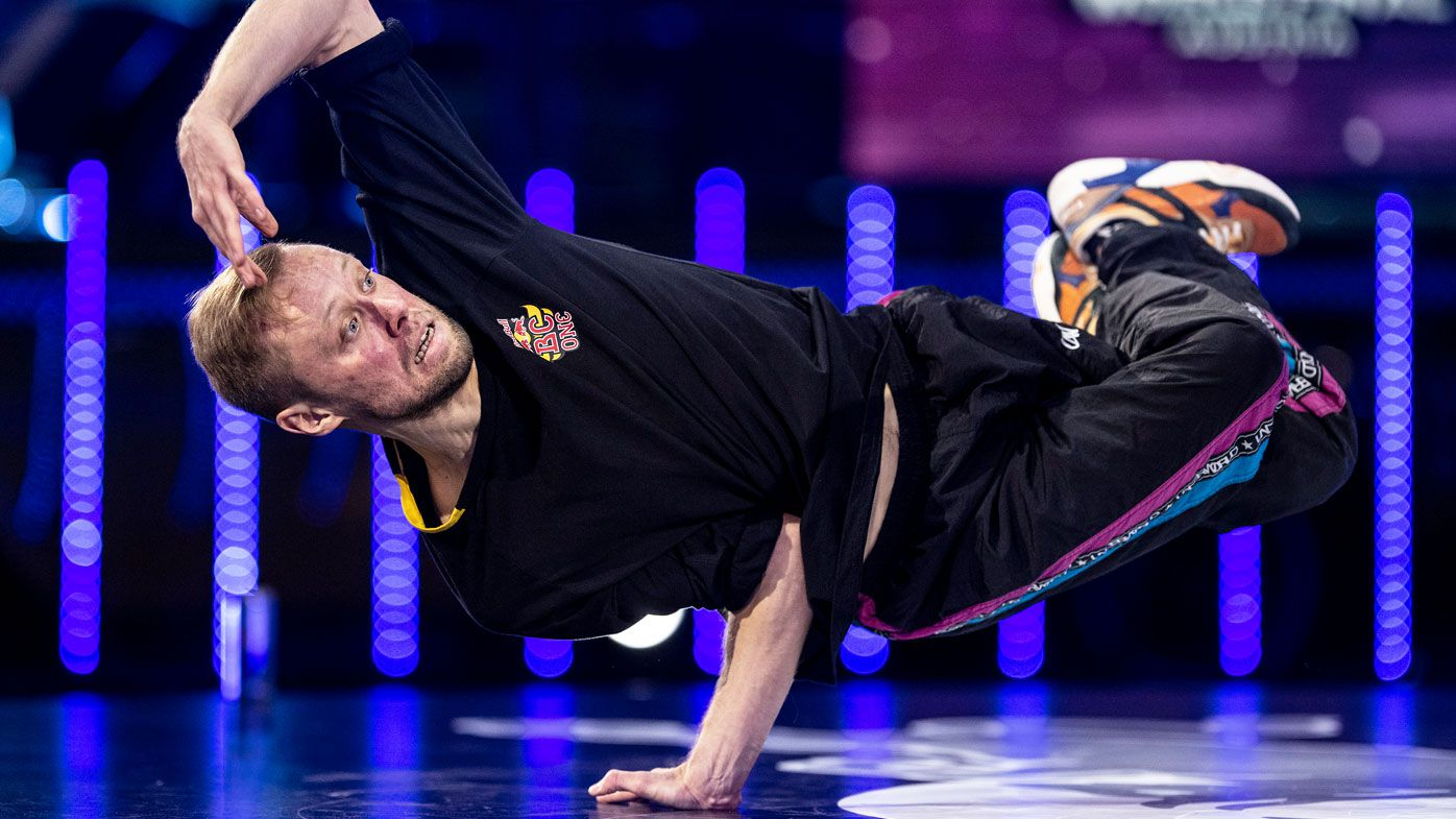 Breakdancing will feature at the Paris 2024 Olympic Games. (Getty)