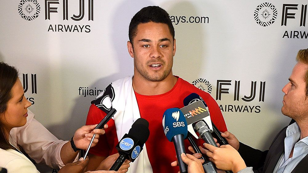 Jarryd Hayne. (Getty-file)