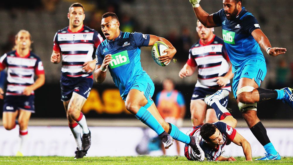Rebels defence costly in loss to Blues