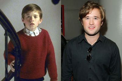 Haley Joel Osment in <i>The Sixth Sense</i> (1999)