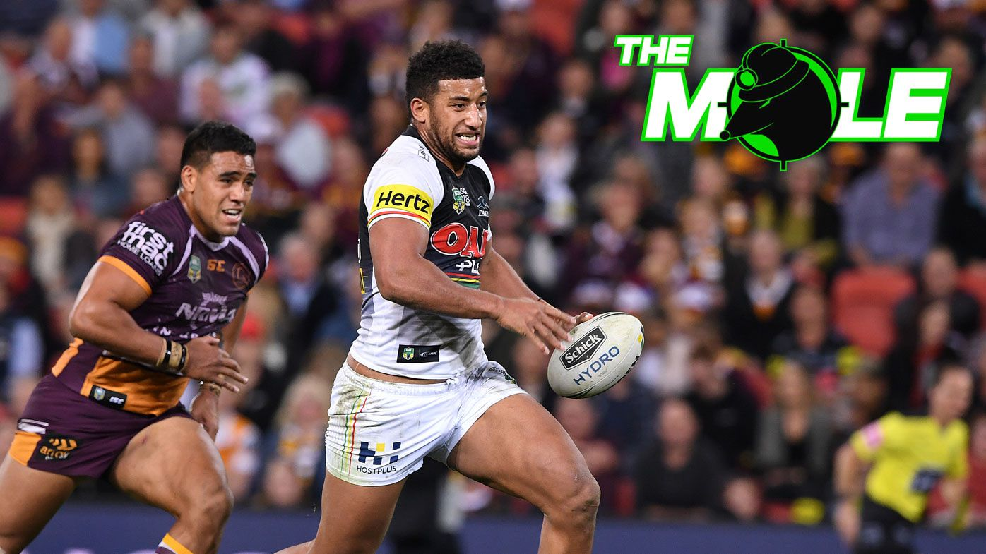 Penrith Panthers NRL star Viliame Kikau