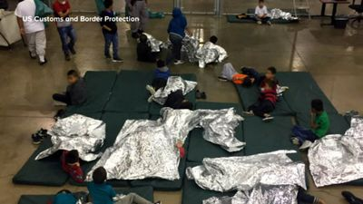 US migrant child separation: Baby spent five months apart from parents