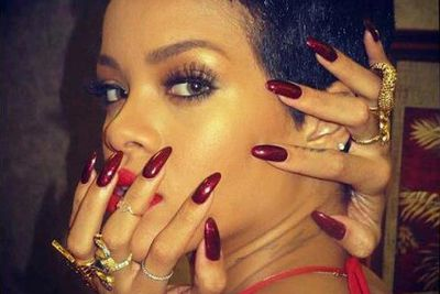 When it comes to splurges, RiRi nails it... literally. In news just in, the 26-year-old needed an emergency manicure while on holiday in Italy, so she spent $10,000 to fly over A-list nail technician Jenny Longworth. What is she... the only girl in the world?!<br/><br/>Costs included first-class flights, luxury digs and Revlon ambassador Jenny's sky-high fees.<br/><br/>Image: Instagram