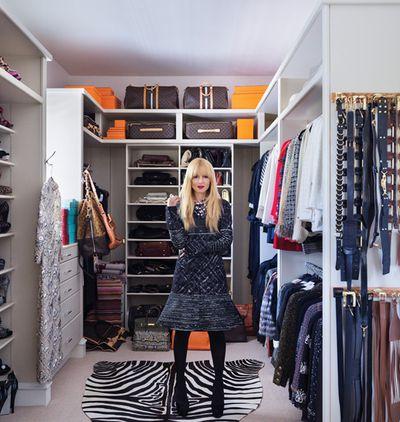 Fashion designer Rachel Zoe