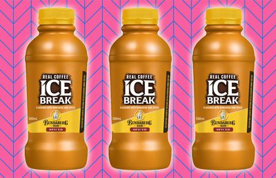 Ice Break Iced Coffee bring back cult spiced rum flavour