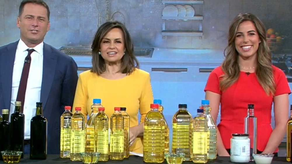 Good oils with Lyndi Cohen and Today