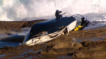 Three killed after boat capsizes
