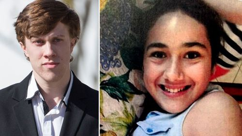 Josh Thorburn has fronted court for his involvement in the death of his foster sister, Tiahleigh Palmer.