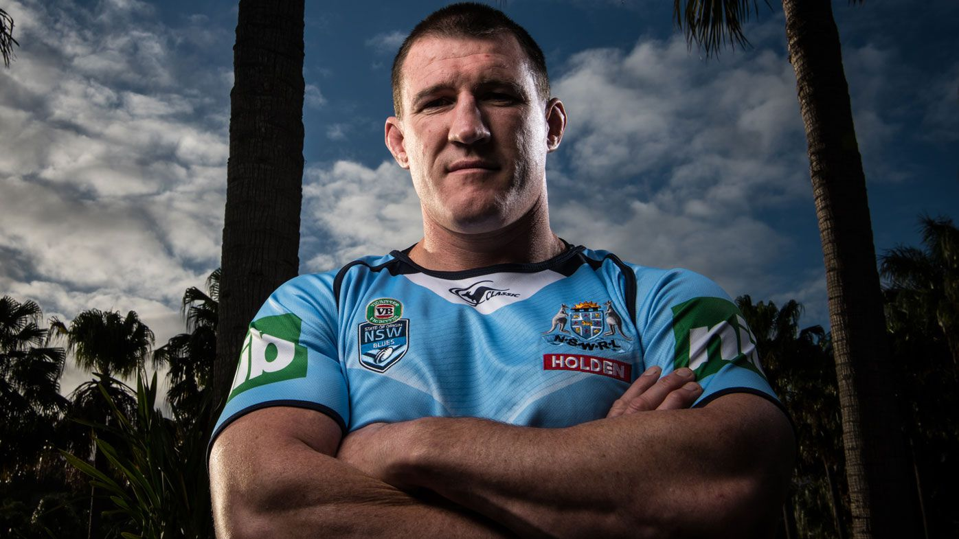 EXCLUSIVE: How Paul Gallen used NSW Origin camps to recruit players for Cronulla