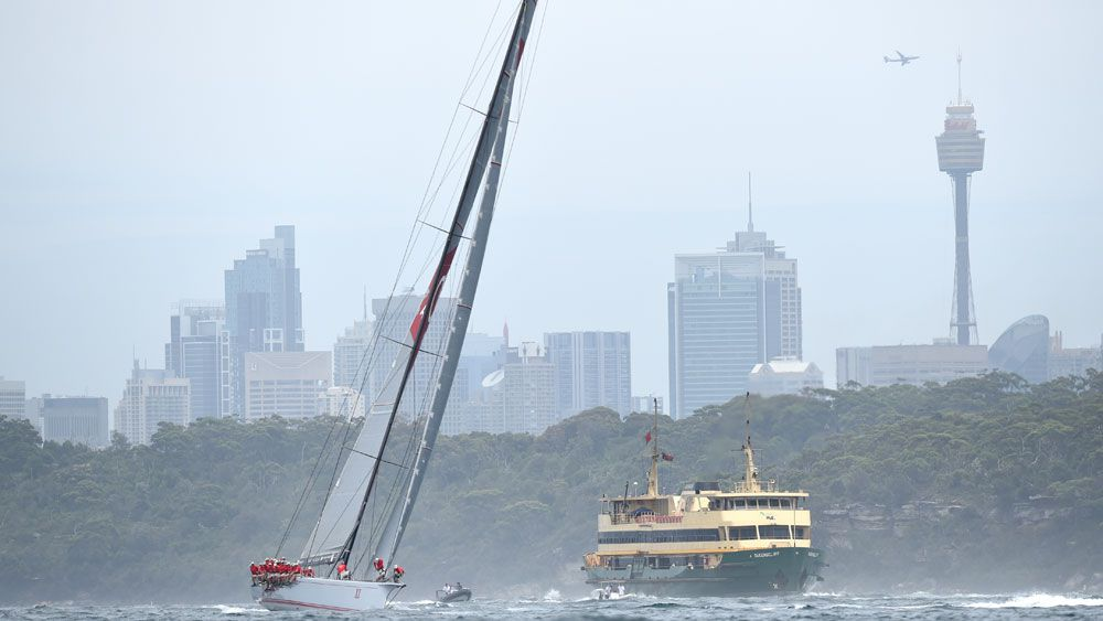 Wild Oats XI wins Big Boat Challenge