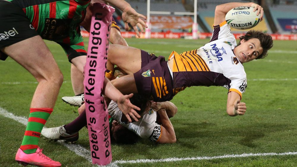 New Reds signing and former Bronco Lachlan Maranta's has been described as a 'crap player' by former wallaby Greg Martin.(AAP)