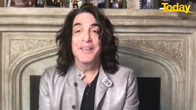 Paul Stanley doesn't want to be pigeon-holed as a rock singer.