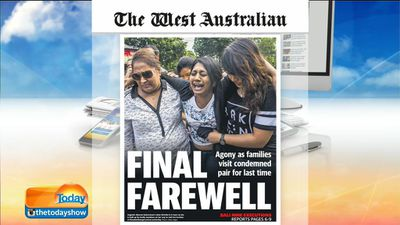 The West Australian. (9NEWS)