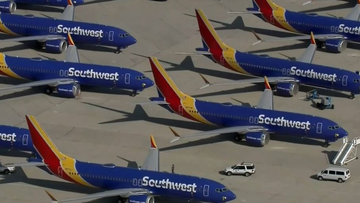In the wake from the fatal Boeing 737 Max crashes, aircrafts across the world have been grounded.