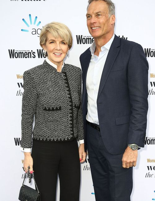 "Ms Bishop said the events leading up to the leadership spill opened up ""a much broader debate"" about ""bullying, harassment and coercion and the unequal treatment of women"" in the workplace."