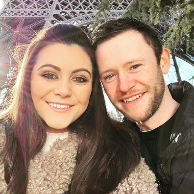 Devon Murray and Shannon McCaffrey Quinn.