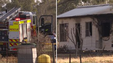Man charged with murder after deadly house fire