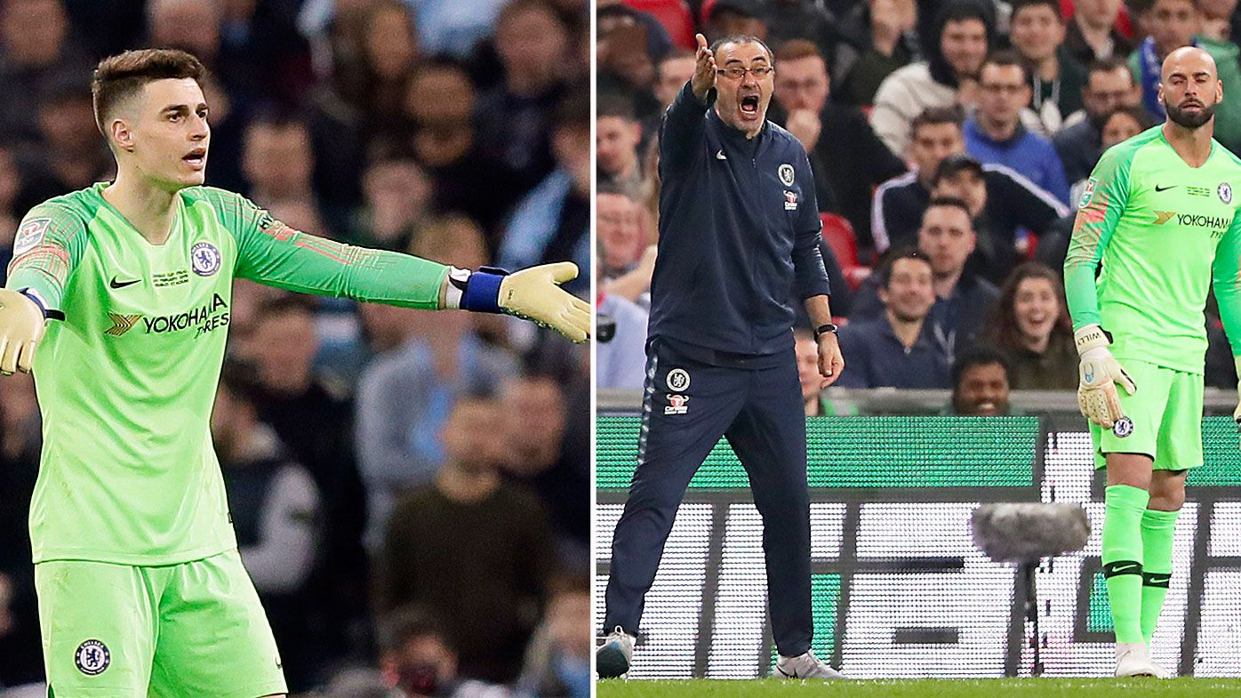 Manchester City beat Chelsea on penalties in League Cup final, goalkeeper's stubborn defiance stuns commentators