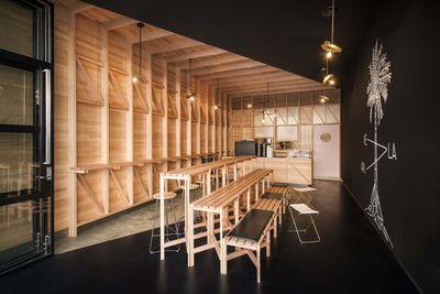 Abbots & Kinney (Adelaide, Australia), Studio-Gram