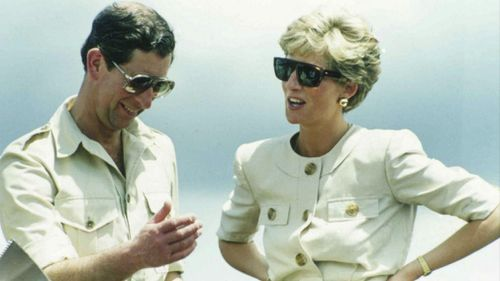 Princess Diana and Prince Charles. (File image)