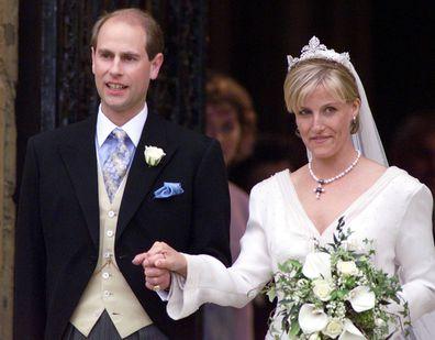 Sophie Edward wedding