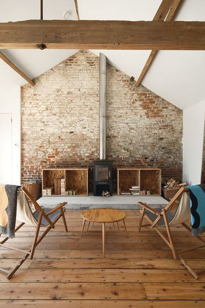 Exposed brick bliss