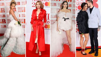All the best fashion from the 2018 Brit Awards