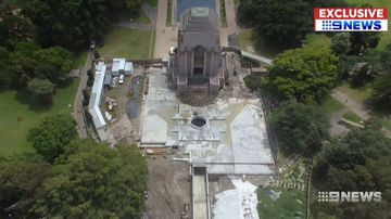 Whopping $50 million spent on soon-to-be launched memorial