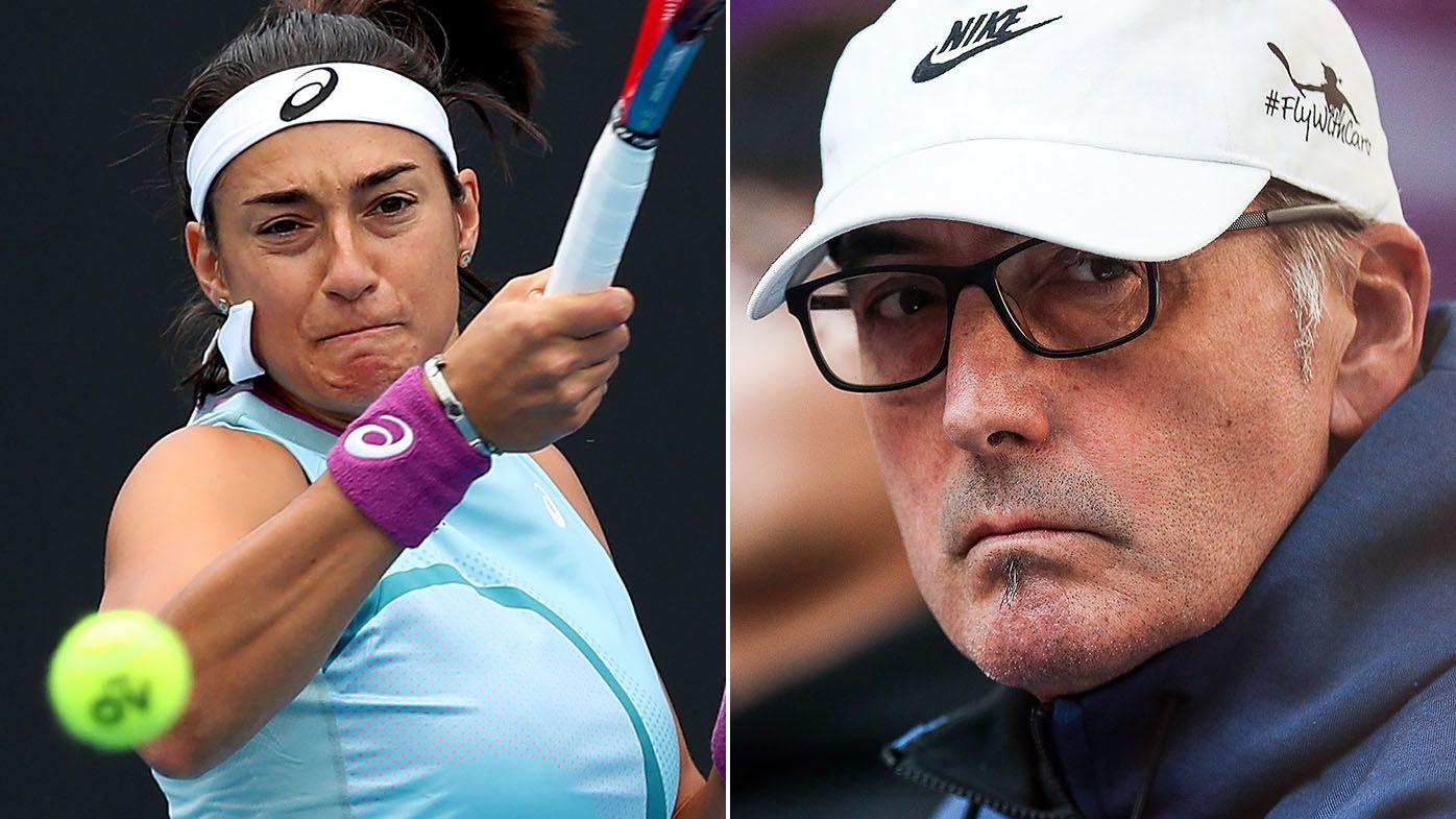 Former world No.4 Caroline Garcia sacks dad as tennis coach after downturn in form