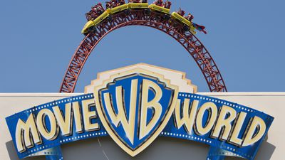 'Extremely lucky' Movie World worker impaled by hammer drill