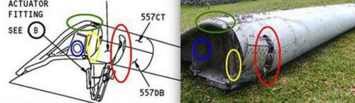Experts are already working to try and determine if the piece is from MH370. (9NEWS)