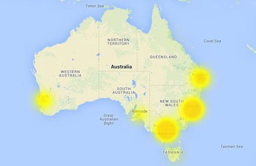 Major Telstra mobile network outage across Australia