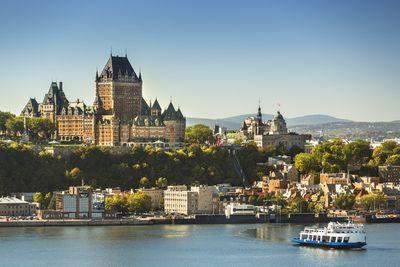 <strong>3. Quebec City, Canada </strong>