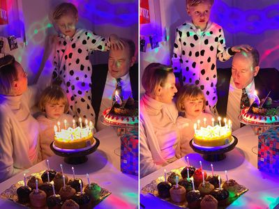 Monaco's royal twins turn six