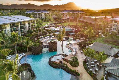 <strong>Six nights in a Hawaiian resort</strong>
