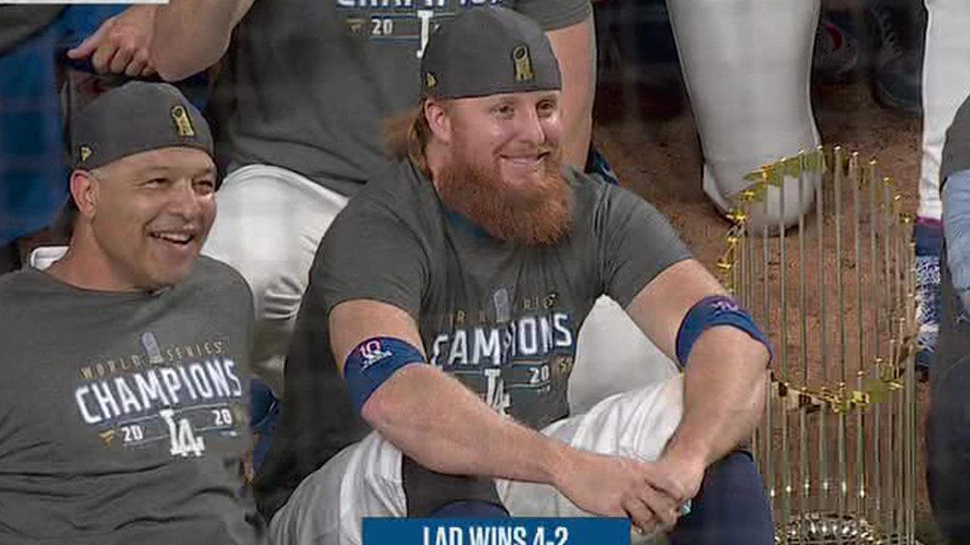 World Series hit with controversy after Dodgers star joins celebrations despite positive COVID-19 test