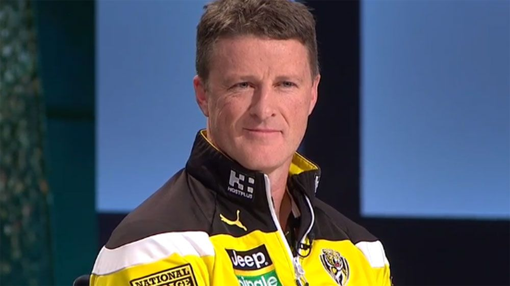 Damien Hardwick says Richmond Tigers resurgence boils down to leadership and support