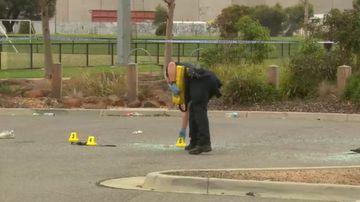 Six men beaten with baseball bats in bloody Melbourne carjacking