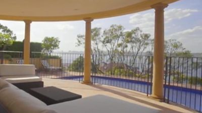 Mandalay, located on Wolseley Road in Point Piper, is a 900 square metre home, set on 1891 square metres of land.