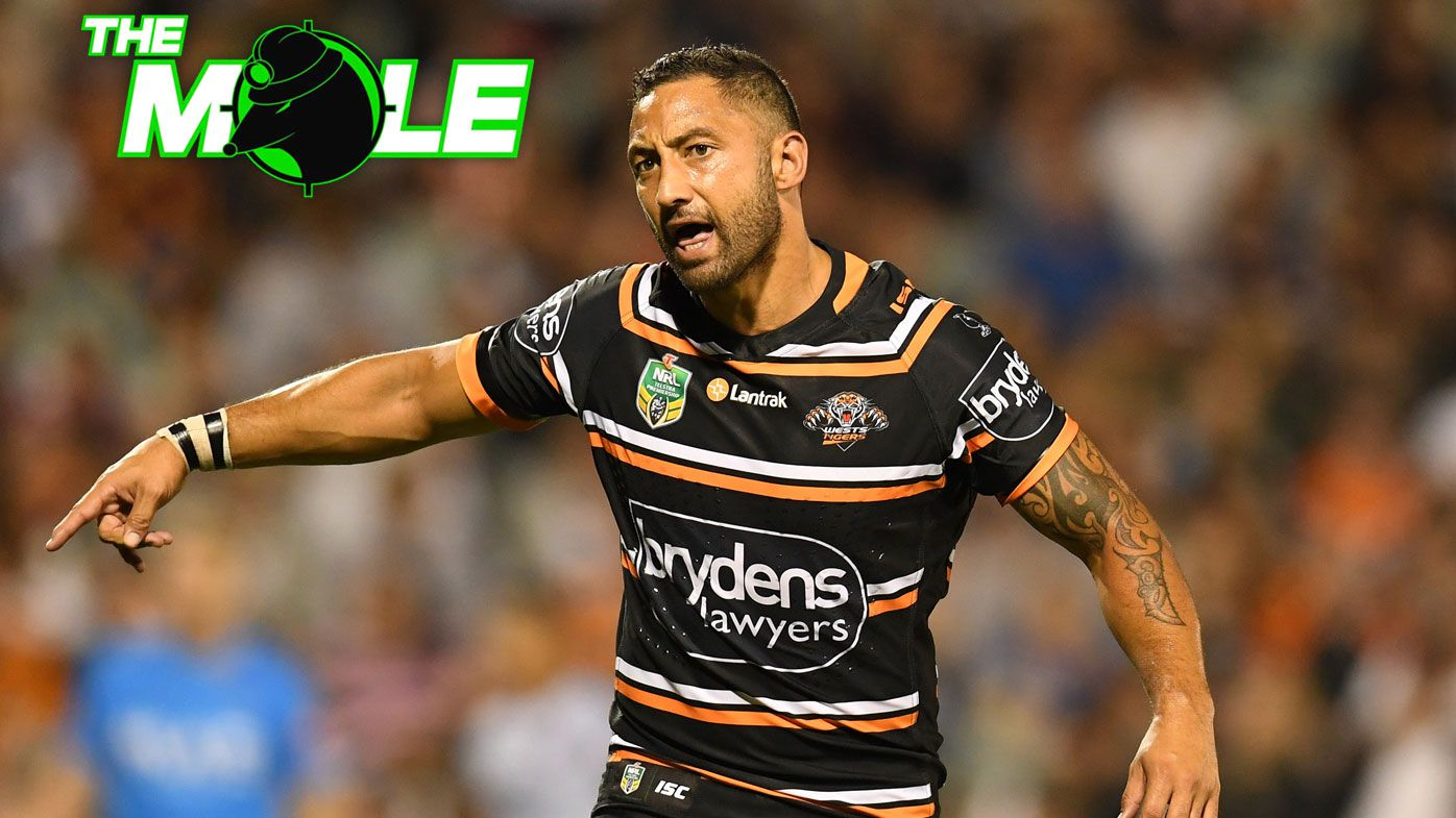 The Mole: Benji Marshall may play on in 2019