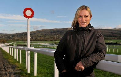 Zara Tindall announces new job at Cheltenham Racecourse