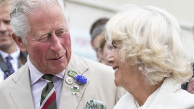 The Prince of Wales married Camilla Parker Bowles in 2005.